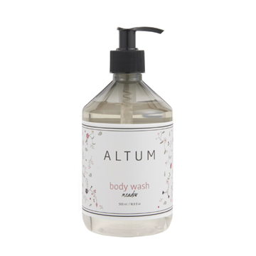 Altum Bodysæbe, Meadow 500 ml