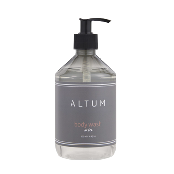 Altum Bodysæbe, Amber 500 ml